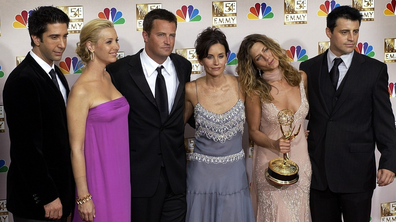 The Friends cast reunited and shared their favourite episodes